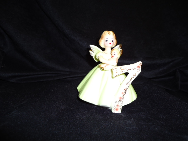 Josef Original 7 Year Old Figurine-