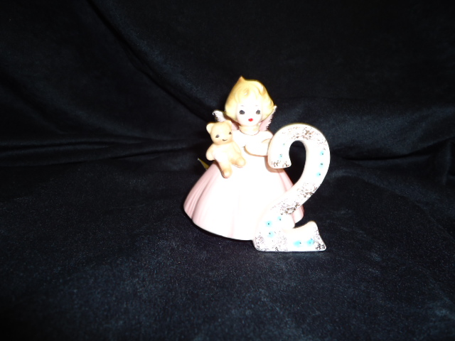 Josef Original 2 Year Old Figurine-
