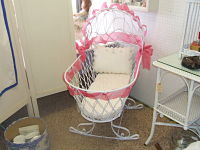 Twisted Wire Cradle (sold)-