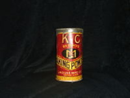 K C Baking Powder Tin(sold)-