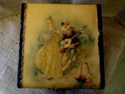 Victorian Presentation Box-box, presentation, Victorian,