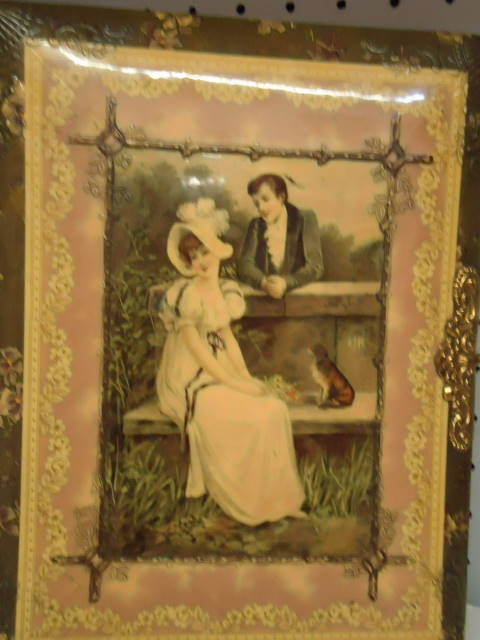 Victorian Photo Album-cabinet cards,