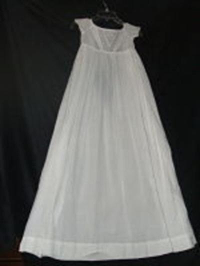 Antique Heirloom-sewn  Dress 2-antique heirloom quality, baptism dress, christening dress, Victorian era,