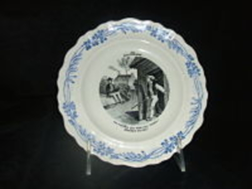 French Plate 2 Ala Campagne-