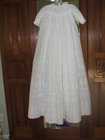 Antique French Heirloom Gown