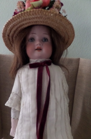 Armand Marseille Bisque Doll-