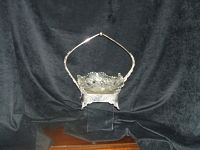 Square Victorian Brides Bowl (sold)-
