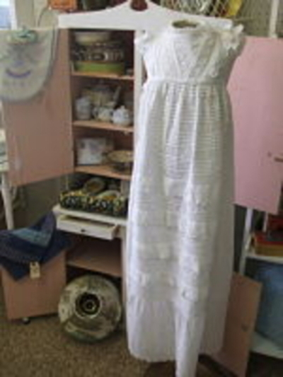 Victorian Christening Dress 1-