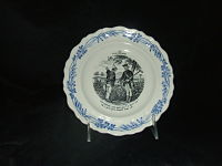 French Plate 9 Ala Campagne-